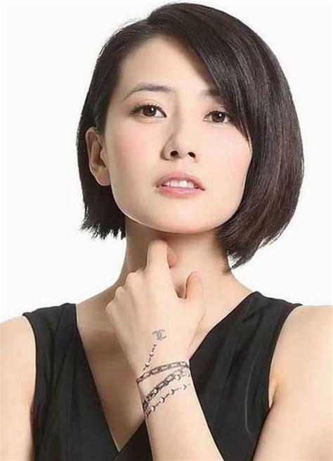 pin  smilesky  hairstyle asian short hair hair
