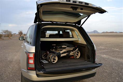 Range Rover Stroller by All New Range Rover 2013 Review Live The King