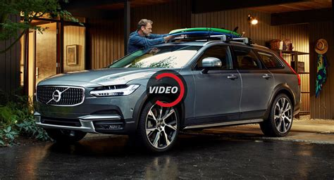 volvo spot portrays   cross country   perfect