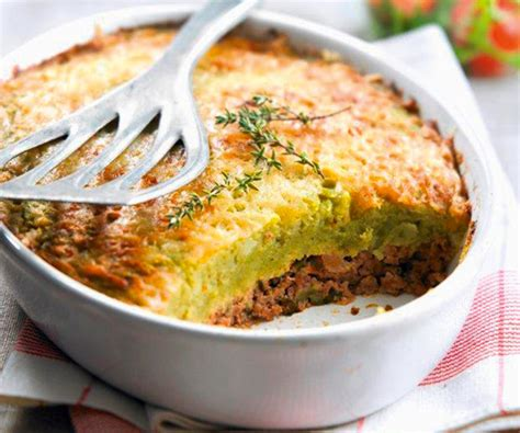 healthy recipe light hachis parmentier