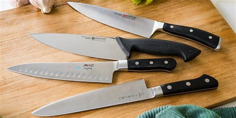 knives knife kitchen chefs cooks tools chef professional most skills forged german steel inch blade