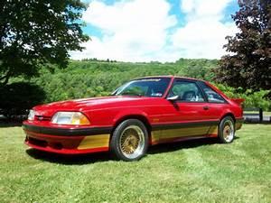 1988 Ford Mustang Saleen Fox Body