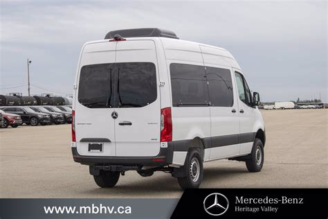 To learn about special offers on this vehicle. New 2019 Mercedes-Benz Sprinter 4x4 Passenger Van 144 Full-size Passenger Van in Edmonton ...