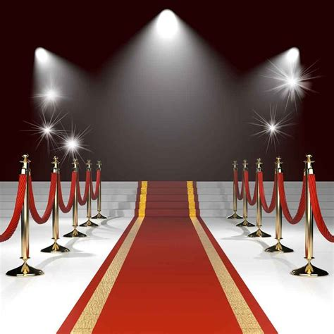 red carpet backdrops backdrop lighting party background