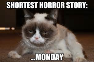 grumpy cat monday monday can t trust that day