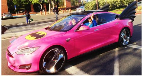 expensive pink cars tesla s elon musk in talks with google over self driving