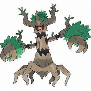 Trevenant (Pokémon) - Bulbapedia, the community-driven ...