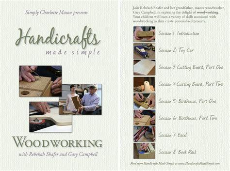 handicrafts  simple simply charlotte mason