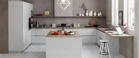 Les Cuisines Aménagées Sans Poignée Pour Un Design Cuisines Aménagées Gamme Luxo Hd Cuisines