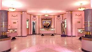 Shooting locations and scene ideas the hollywood museum for Art deco interior shop