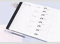 Weekly planner 2018 free printables MinimalPlan