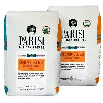 How to cook turkey breast in a slow cooker. Parisi Artisan Coffee Bolivian Organic Blend Whole Bean, 2 lb., 2-pack