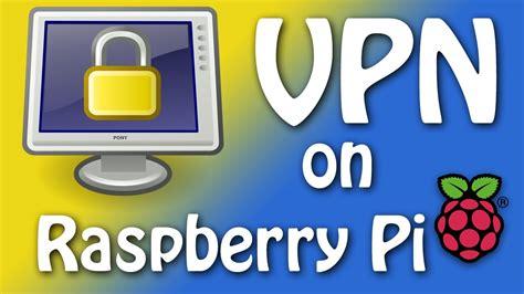 vpn on raspberry pi