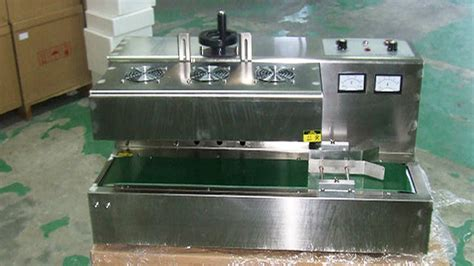 tabletop automatic aluminum foil induction sealing