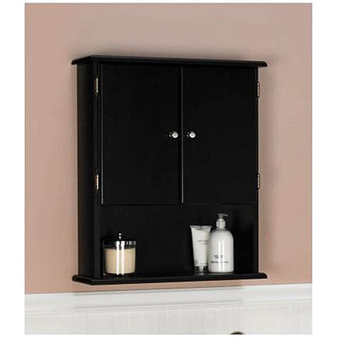 Bathroom Space Saver Wall Cabinet by Wall Cabinet Espresso 5305045 64 98 Walmart Home