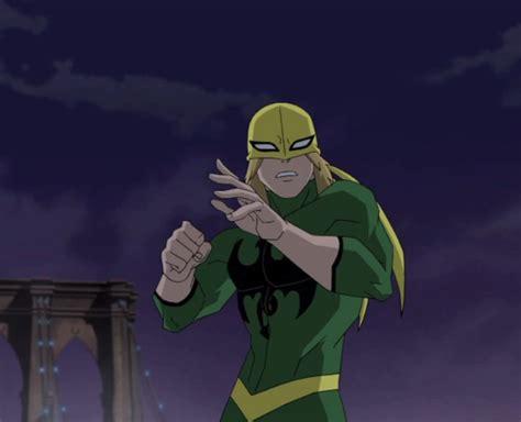 evil iron fist  blindreader  tashahemlock