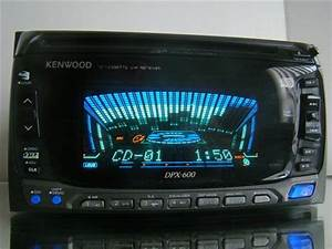 Rare Kenwood Dsp Sq Double Din Car Cd  Cassette  Tape  Am  Fm Player Stereo Receiver