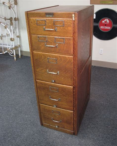 shaw walker file cabinet value shaw walker quartersawn oak 5 drawer file cabinet