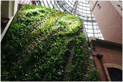 Vertical Garden Melbourne by Greenery Vertical Garden By Blanc In