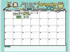 Downloadable Calendar – 2017 printable calendar