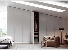 Alfa Fitted Wardrobe Modern Fitted Wardrobes Bedroom