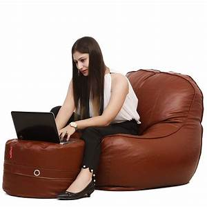 Best, Cheapest, Affordable, Solimo, Bean, Bag, With, Footrest, In, India, 2020