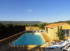locations de charme avec piscine face au luberon en With location vacances vaucluse avec piscine
