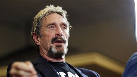 John Mcafee Claims He Can Hack Into Whatsapp  Pc Tech