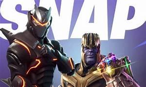 Fortnite Avengers Event REVEALED Infinity War LTM Heading