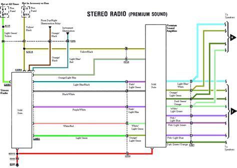 2004 Ford Explorer Radio Wiring by Toyota Corolla 2004 Radio Wiring Diagram Search