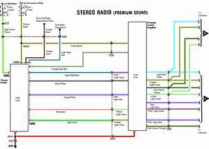 Toyota Corolla 2004 Radio Wiring Diagram