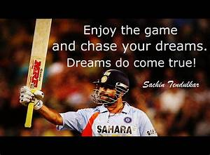 Cricket Lovers': Famous Quotes on Sachin Tendulkar