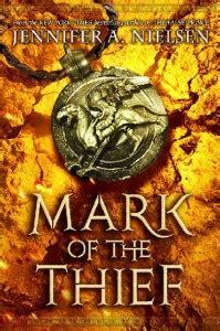 mark   thief trilogy jennifer  nielsen author