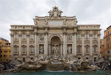 Filetrevi Fountain, Rome, Italy  May 2007jpg