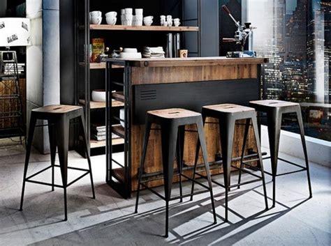cuisine fust 8 bonnes raisons d 39 aménager un bar dans la cuisine
