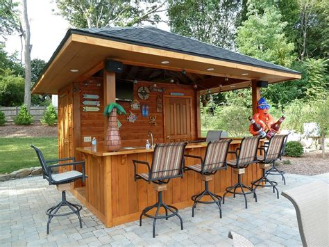 15 Best DIY Outdoor Bar Designs Ideas (With images