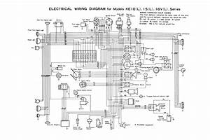 Wiring Diagram Kelistrikan Mobil Kijang   Download