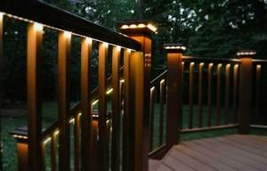 Solar Lights For Deck Railings Colors — New Decoration