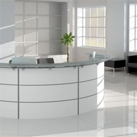reception desk modern office modern office furniture reception desk