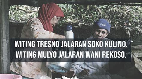 Bahasa jawa merupakan bahasa daerah yang paling banyak dituturkan di indonesia. Kumpulan Kata Mutiara Bahasa Jawa Lucu yang Sarat Makna | KepoGaul