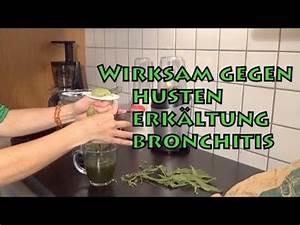 Was Machen Gegen Silberfische : wirksames hausmittel gegen husten erk ltung bronchitis youtube ~ Markanthonyermac.com Haus und Dekorationen