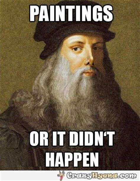 Renaissance Memes - renaissance art meme