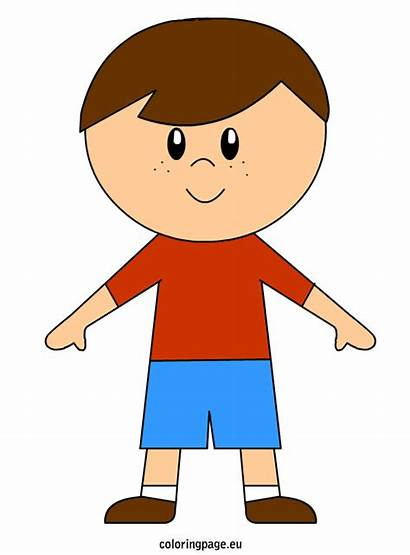 Clipart Boy Olds Cliparts Coloring Clip Boys