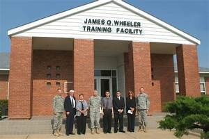 Building Dedicated As Training Facility In Honor Of Former Dac Directorate