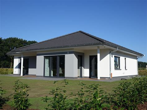 Bungalow Bauen by Musterhaus Bungalow