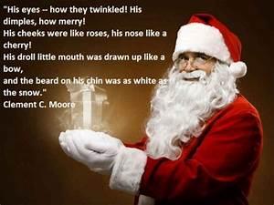 Santa Claus For Christmas Quotes. QuotesGram