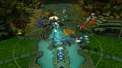 Strife Is The Moba In Development From Heroes Of Strife S2 Answer To The Toxic Moba Polygon