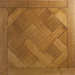 custom designed panels With parquet panels