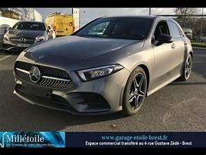Mercedes Classe A 180 Amg : voiture occasion mercedes classe a 180 d 116ch amg line 7g dct 2018 diesel 29200 brest finist re ~ Farleysfitness.com Idées de Décoration