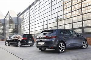 Argus Automobile Renault : renault m gane 4 vs volkswagen golf 7 le duel photo 2 l 39 argus ~ Gottalentnigeria.com Avis de Voitures